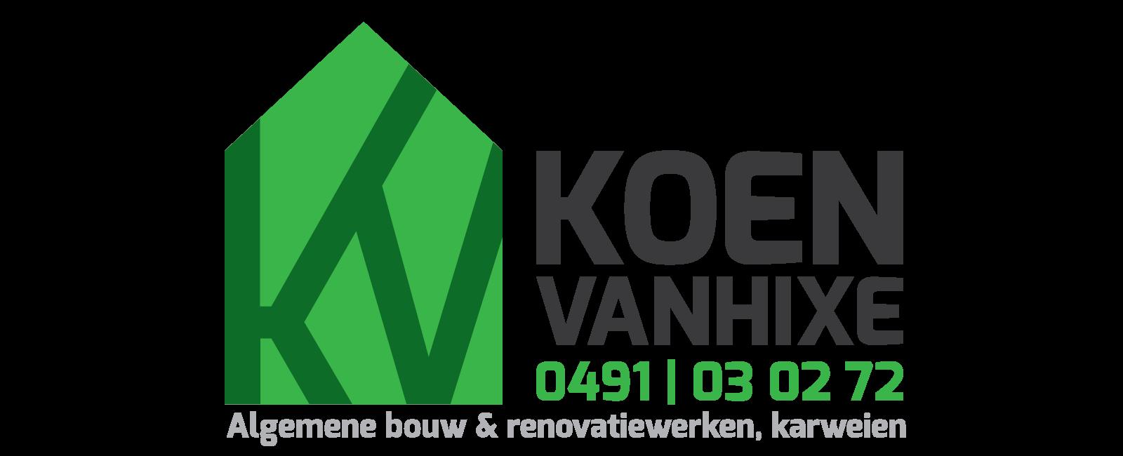 Bouw Koen Vanhixe